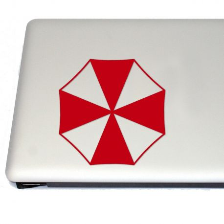 Umbrella Gaming Zombie Vinyl Decal Sticker (FREE US Shipping) (For car, laptop, tablets etc)