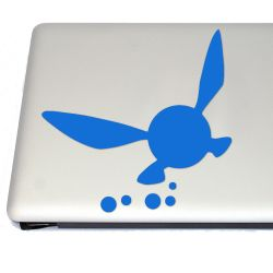 Legend Orb Fairy Guardian Gaming Vinyl Decal