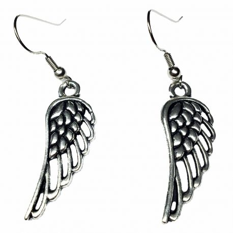 Supernatural Angel Earrings