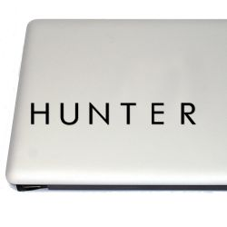 Hunter D Gaming Vinyl Decal (FREE US Shipping) (For car, laptop, tablets etc)
