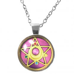 Magical Moon Princess Anime Pendant Necklace