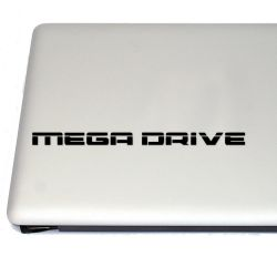 Mega Drive Gaming Vinyl Decal Sticker (FREE US Shipping) (For car, laptop, tablets etc)