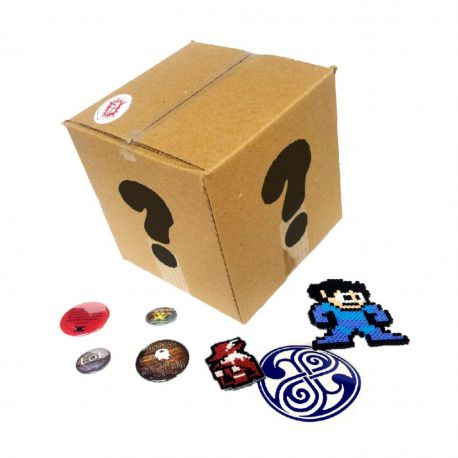 The Mystery Box ANIME Edition