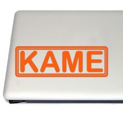Kame Dragon Anime Vinyl Decal Sticker (FREE US Shipping) (For car, laptop, tablets etc)