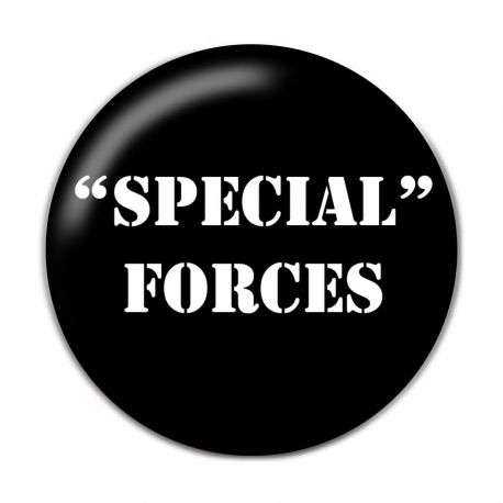Special Forces Pinback Button Badge