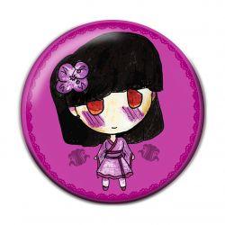 Lolita Wa Pinback Button Badge