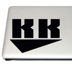 KK DJ Animal Villager Gaming VInyl Decal Sticker (FREE US Shipping) (For car, laptop, tablets etc)