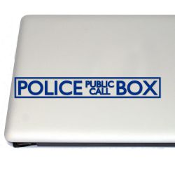 Cosplay Novelty POLICE Vinyl Decal (FREE US Shipping) (For car, laptop, tablets etc)