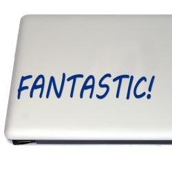 Fantastic! Vinyl Decal (FREE US Shipping) (For car, laptop, tablets etc)
