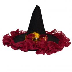 Wizarding Gryffin Mini Witch House Hat
