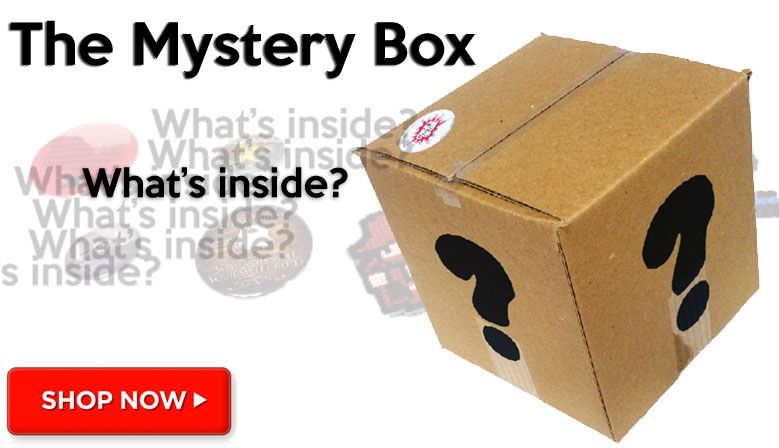 THE MYSTERY BOX